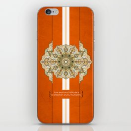 Devotional Soul iPhone Skin