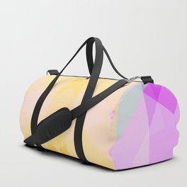 Geometric Shape 01 Duffle Bag