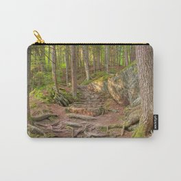 Green Mountain Forest Trail Carry-All Pouch