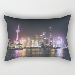 The Bund Rectangular Pillow