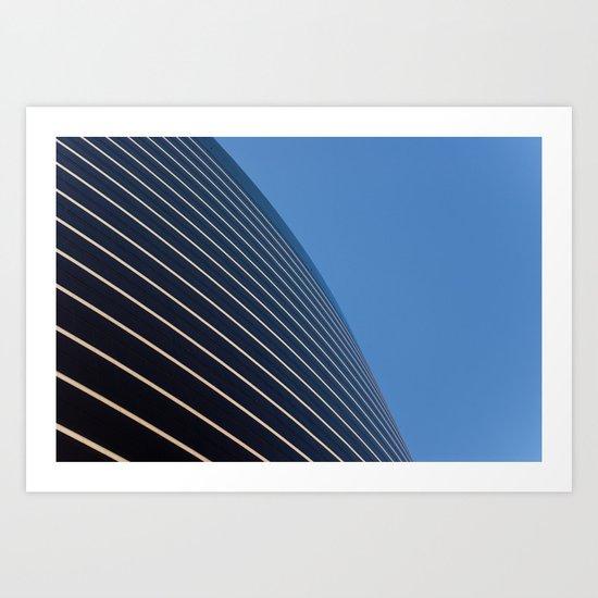 façade Art Print