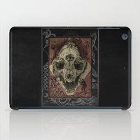alchemy iPad Cases featuring Alchemy 1800 by Dark Room