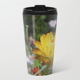Everlasting Flower Travel Mug