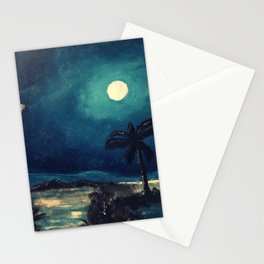 Midnight 1 Stationery Cards