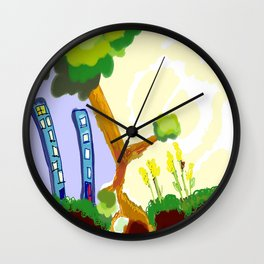 GooRu Wall Clock