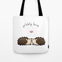 Prickly Love Tote Bag