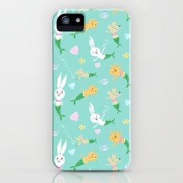 Friends Under the Sea iPhone Case