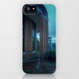 Moonlight Marches iPhone Case