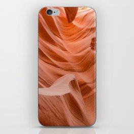 Lower Antelope Canyon Utah, United States iPhone Skin