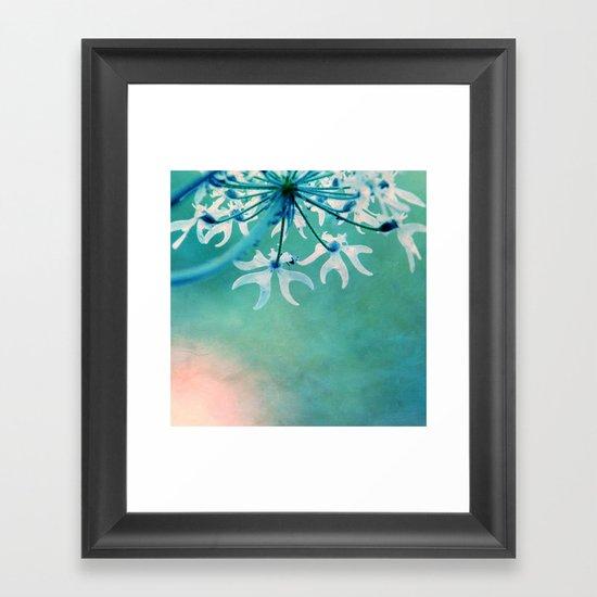 agosto Framed Art Print