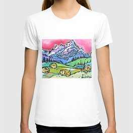 The Grand From Walton Ranch T-shirt