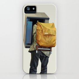 Booth iPhone Case