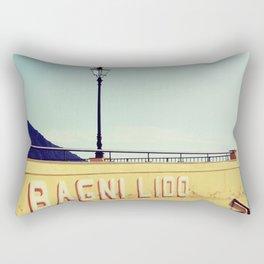 Bagni Lido Rectangular Pillow