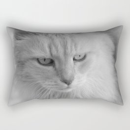 Whiskers 2 Rectangular Pillow