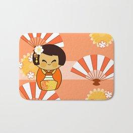 Kokeshi Momo Bath Mat