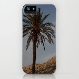 North of Mallorca iPhone Case