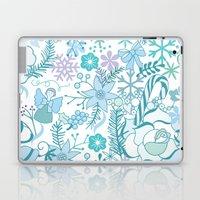 Bright xmas pattern Laptop & iPad Skin