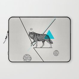 Mr. Wolf Laptop Sleeve