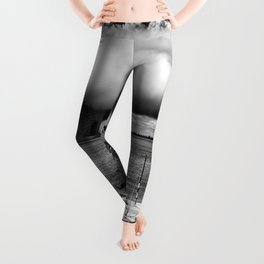Operation Crossroads: Baker Explosion Leggings