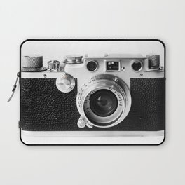 Old Camera Laptop Sleeve
