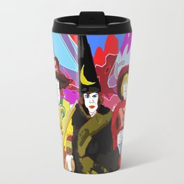 The Rolling Magicians Travel Mug