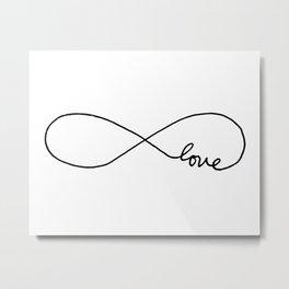 Endless Love Metal Print