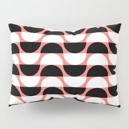 Half circles pattern Pillow Sham
