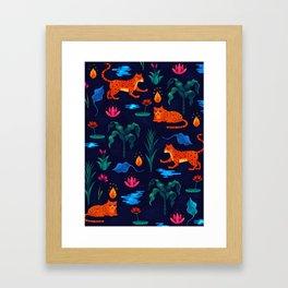 Folk Tales Framed Art Print