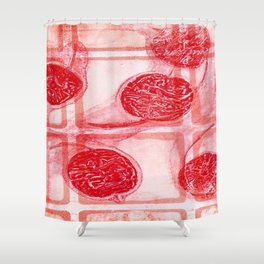 maraschino Shower Curtain
