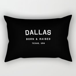Dallas - TX, USA Rectangular Pillow