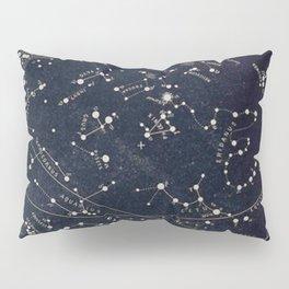 Constellation Chart Pillow Sham