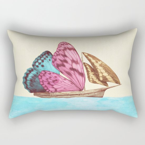 The Voyage (option) Rectangular Pillow