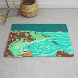 PHANTOM SHORE Rug
