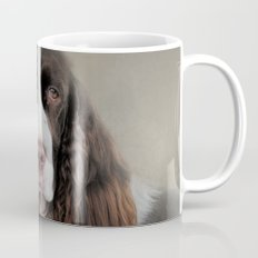 Waiting Patiently - English Springer Spaniel Mug