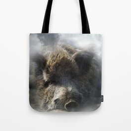 I'm sooo tired today Tote Bag