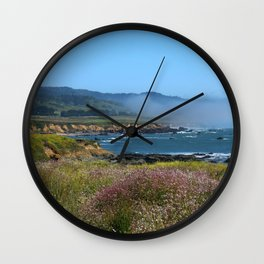 California Pacfic Coast Wall Clock