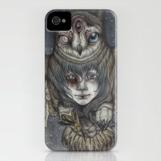 Ghosts in the Night iPhone (4, 4s) Slim Case