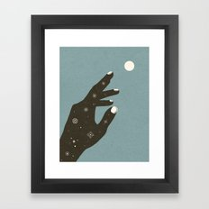 Dead Stars In Our Hands Framed Art Print