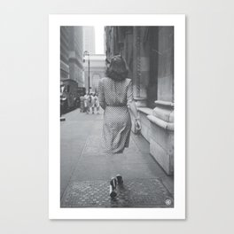 Invisible Canvas Print