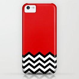 Black Lodge Dreams (Twin Peaks) iPhone Case