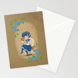 Retro Sailor Mercury Stationery Cards