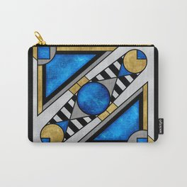 Boxball - Art Deco Design Carry-All Pouch