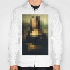 Buy pixels don't buy art Hoody