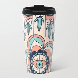 hamsa  decoration Travel Mug