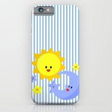 good morning, good night Slim Case iPhone 6s
