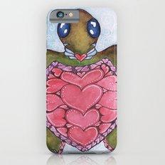 I Heart Sea Turtles Slim Case iPhone 6s