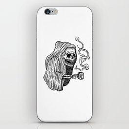 death before decaf iPhone Skin