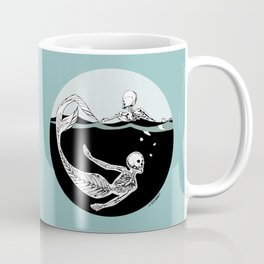 Stone Cold Sea Dwellers Coffee Mug
