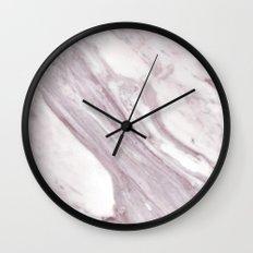 Swirl Marble Wall Clock