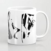 air jordan Mugs featuring Jordan 1 by ZERO FLUX
